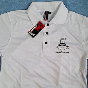 Borneo Dream Polo Shirt Kota Kinabalu | Borneo Dream Dive Shop