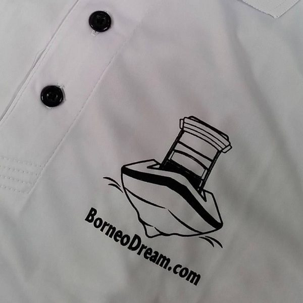 Borneo Dream Polo Shirt