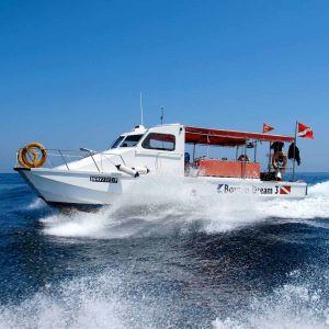 Private boat charters in Kota Kinabalu, Malaysia