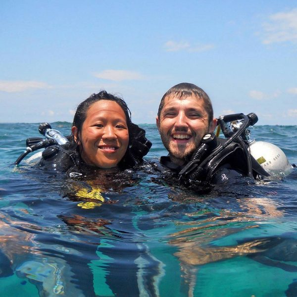 PADI Discover Scuba Diving in Kota Kinabalu, Sabah | Ready to try diving in Malaysia?