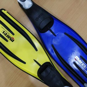 Mares Quattro Power F/F 'Full Foot' Fin, the choice of Divemasters and Instructors around the globe.