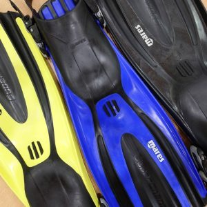 Mares Avanti Superchannel 'Open Heel' Fin a great alround powerful feel