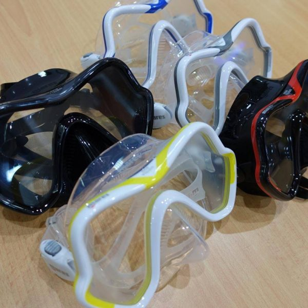 Mares One Vision 15 Mask