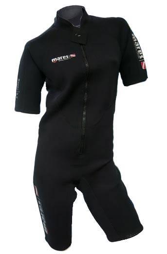 Mares Rover Shorty 3.2mm Wet Suit, Kota Kinabalu