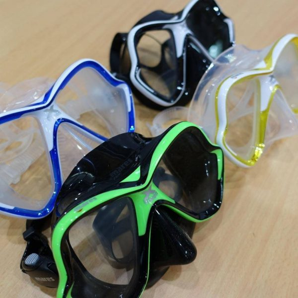 Mares X-Vision Mask, excellent for scuab or snorkeling
