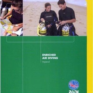 PADI Enriched Air Diver Specialty NITROX EANx Kota Kinabalu