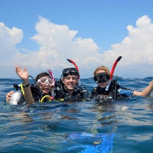 PADI eLearning Advanced Open Water Diver Course in Kota Kinabalu