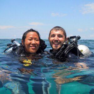 PADI eLearning Open Water Diver Course, Kota Kinabalu