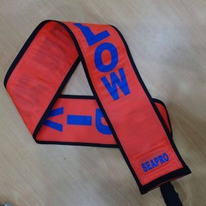 SeaPro Signal Buoy, Safety Sausage, DSMB great for scuba diving and snorkelling