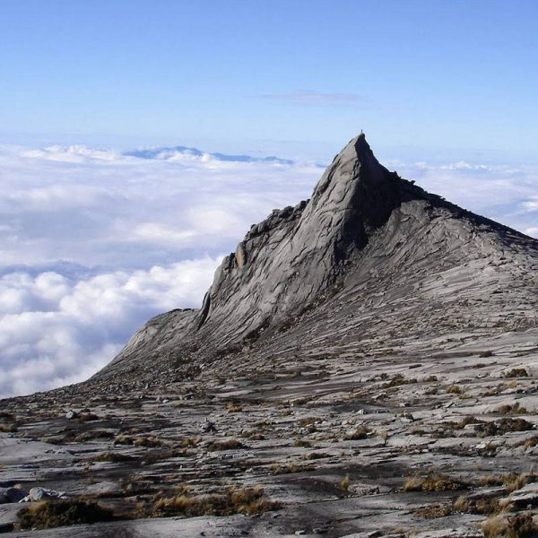 Mount Kinabalu Climb via Timpohan Gate