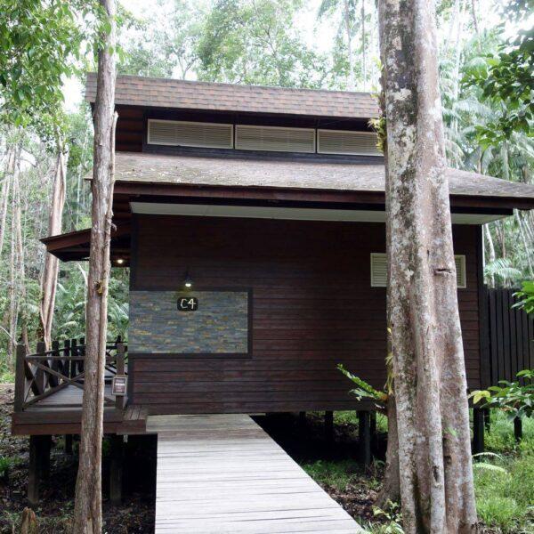 3D2N Wildlife Package at Kinabatangan Wetlands Resort, Sabah, Malaysia
