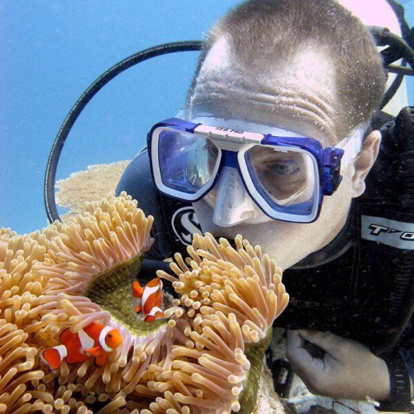 PADI Discover Scuba Diving DSD in Kota Kinabalu