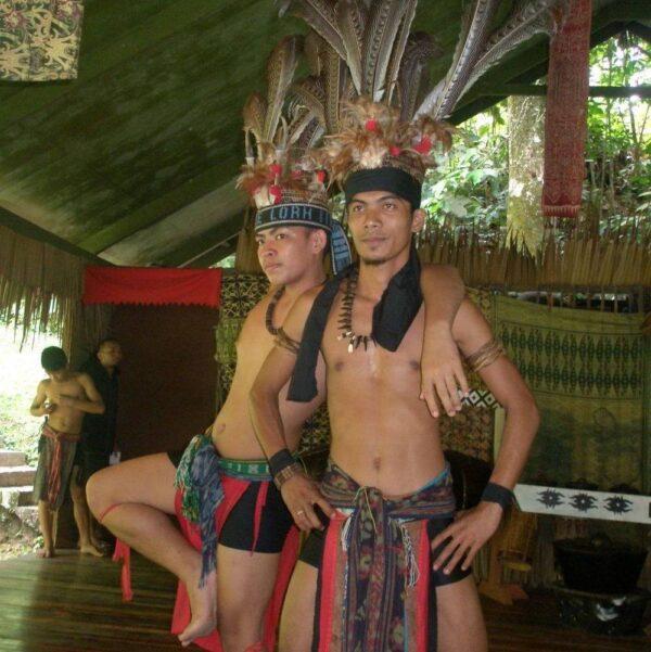 Kiulu White Water Rafting & Mari Mari Cultural Village, Sabah, Malaysia