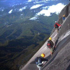 3D2N Climb Mt Kinabalu via Ferrata - Walk the Torq / Low's Peak Circuit