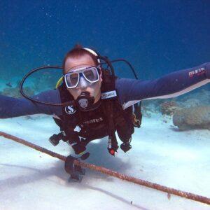 PADI Multi Level Diver Speciality Course, Kota Kinabalu, Sabah