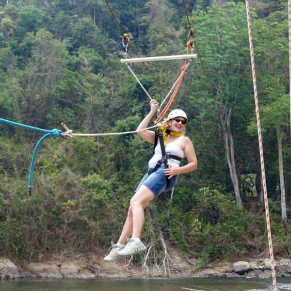 Ultimate Zip Borneo Half Day Tour, Sabah, Malaysia