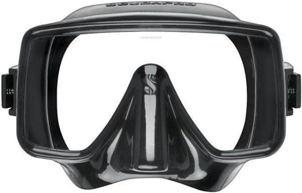 The Scubapro Frameless Mask | The beginning of all masks