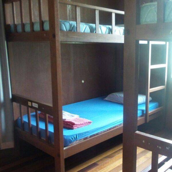 Danum Valley Field Centre Dormitory Bunk Beds