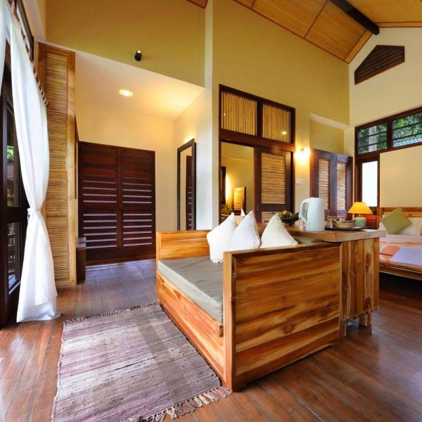 Deluxe Chalet at Borneo Rainforest Lodge