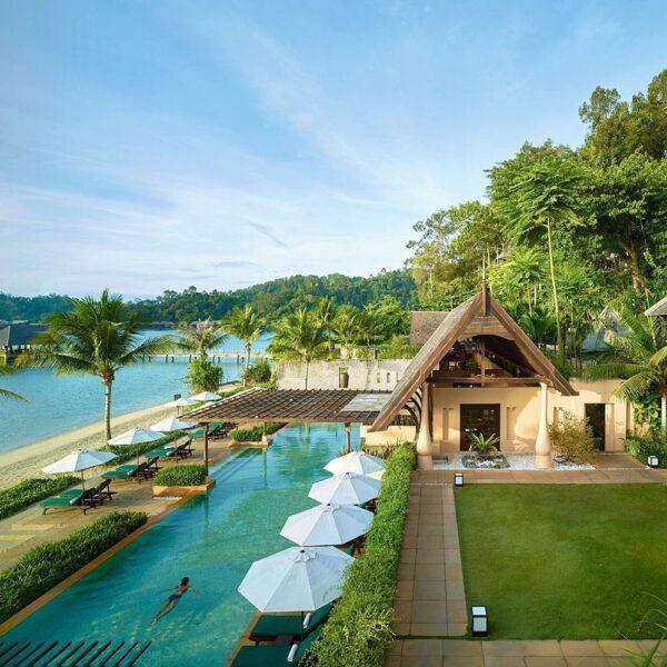 Gaya Island Resort, Kota Kinabalu, Malaysia | Swimming Pool