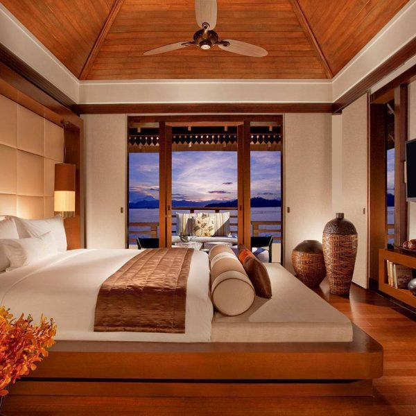Gaya Island Resort, Kota Kinabalu, Malaysia | Villa
