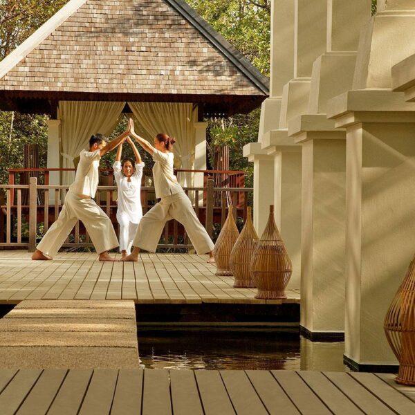 Gaya Island Resort, Kota Kinabalu, Malaysia | Yoga