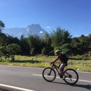Mountain Biking Tour in Borneo