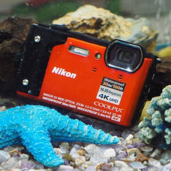 Nikon W300 - Underwater Camera Rental