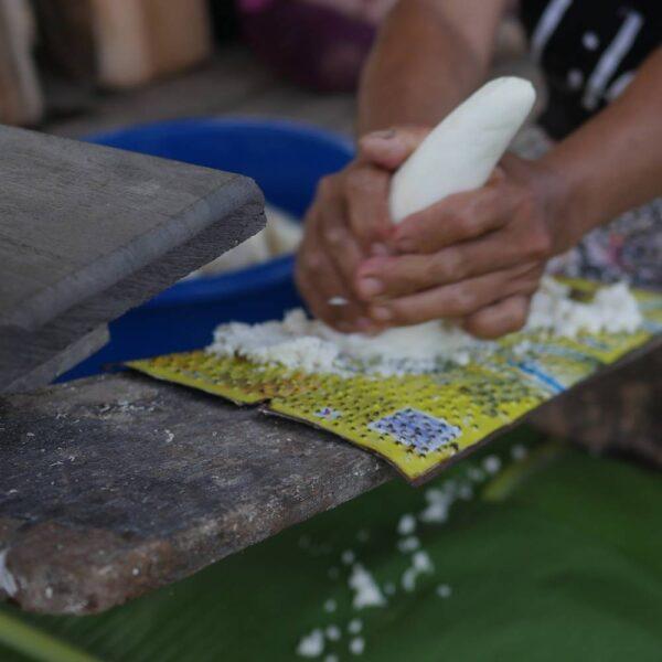 Murut cultural traditions - Orou Sapulot