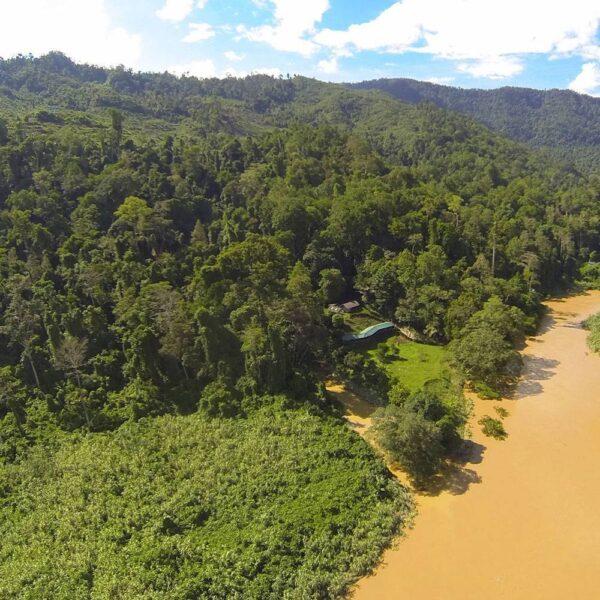 Stunning natural scenery at Orou Sapulot