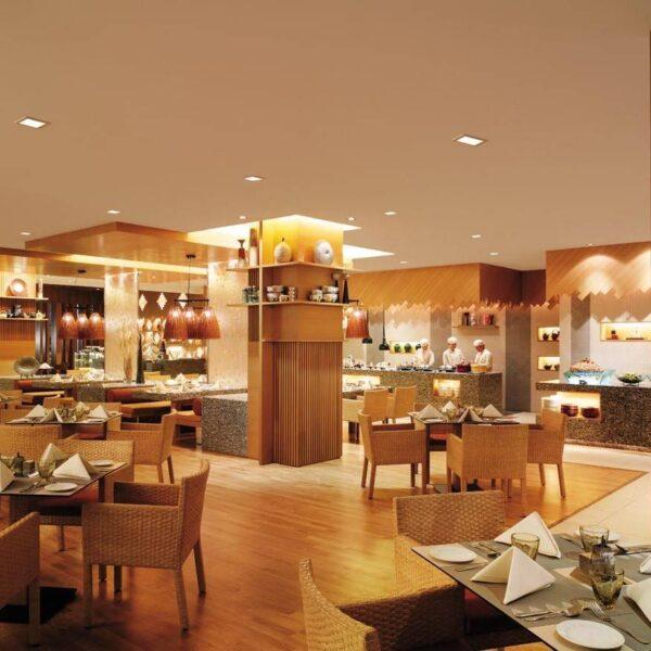 Shangri-La's Rasa Ria Resort and Spa | Coffee Terrace