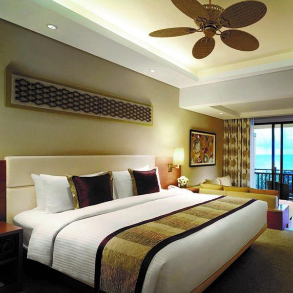 Shangri-La's Rasa Ria Resort and Spa | Exce Room Sea View