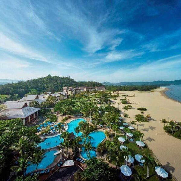 Shangri-La's Rasa Ria Resort and Spa, Kota Kinabalu