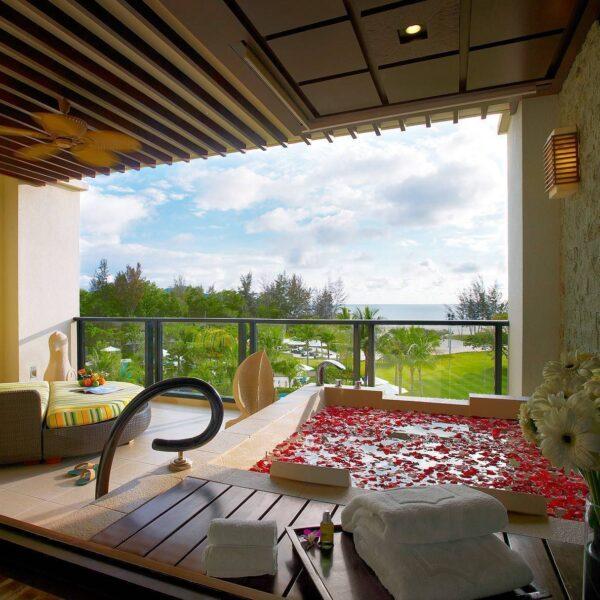 Shangri-La's Rasa Ria Resort and Spa | Ocean Wing Room