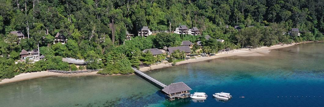 Gaya Island Resort, Kota Kinabalu, Sabah