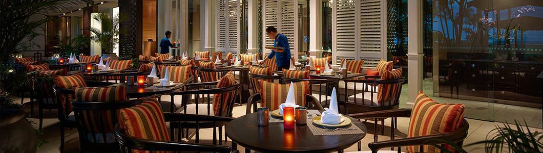 Shangri-La's Rasa Ria Resort & Spa | Naan Restaurant