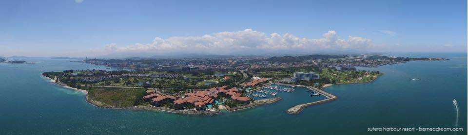 Enjoy some scuba diving or snorkelling at Sutera Harbour Resort, Kota Kinabalu, Malaysia